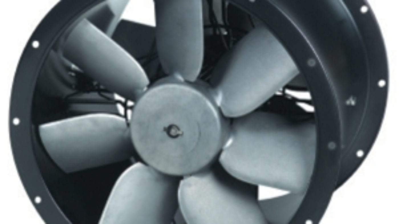 high pressure contra rotating fan